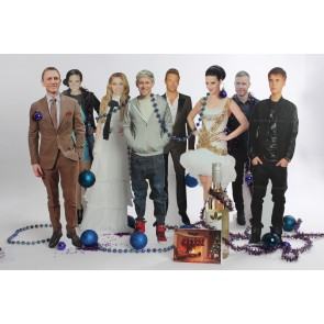 Celebrity Life Size Cut-outs