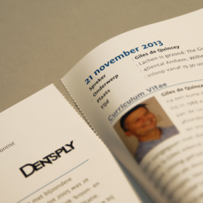 Gloss Perforated & Folded Leaflets - 150gsm