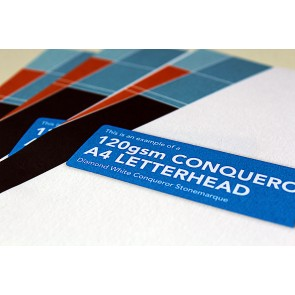 120gsm Conqueror Compliment Slips